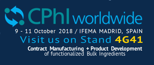 Visit IPC on CPhI 2018 · 9-11 October · IFEMA Madrid, Spain